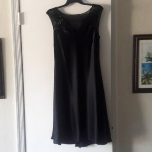 Jones NY Satin Dress